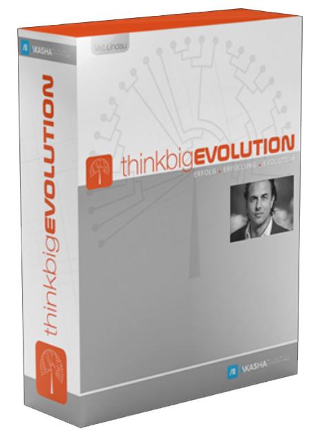 thinkbigEvolution - Verändere dein Leben in 33 Tagen