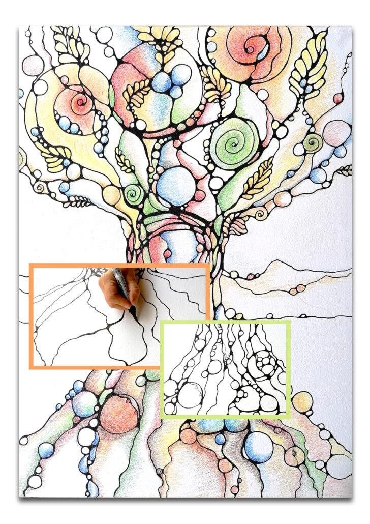 überraschenes Outcome + neue neuronale Muster